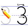 """""""Handschrift: Cijfers voor het digibord door Gynzy, software voor het digitale schoolbord"""""""