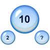 """""""Getal splitsen tot 10 of 20 voor het digibord door Gynzy, software voor het digitale schoolbord"""""""