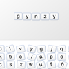 Alphabet for the smart board by Gynzy Interactive Whiteboard Software