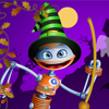 Halloween for the smart board by Gynzy Interactive Whiteboard Software
