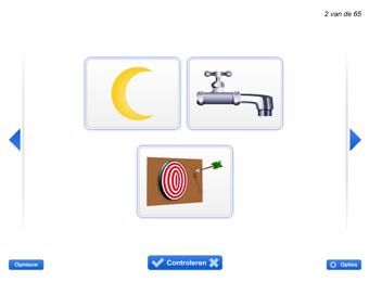 Genoeg Rijmen en andere taal tools en spelletjes voor het digibord | Gynzy &YZ26
